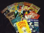 some  comic fanzines 1