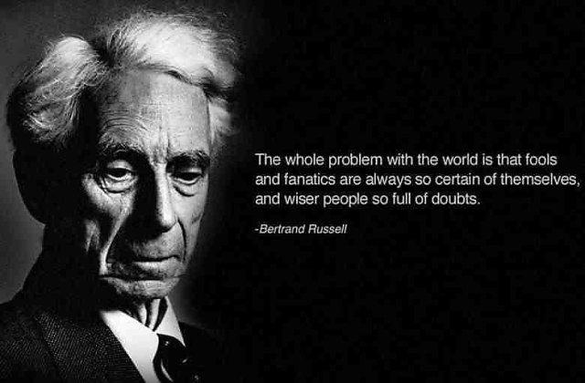 Wisdom bertram russell