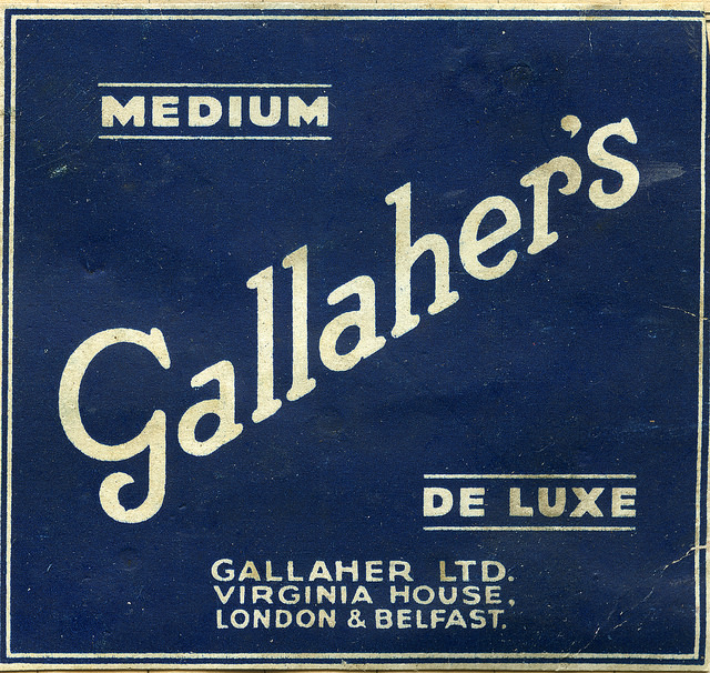 gallaher blues