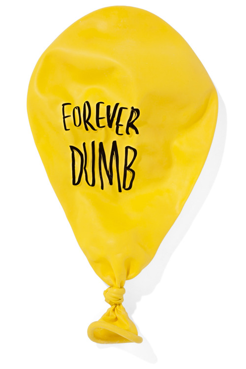 ballon deflated  1