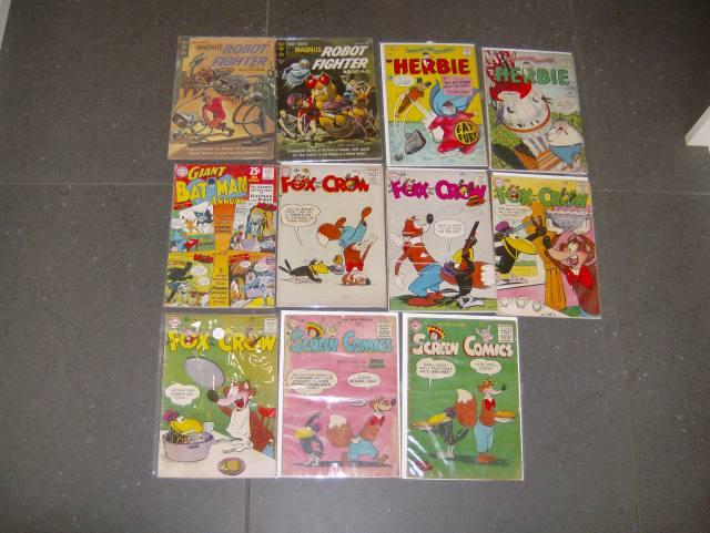1950S AND 1960S COMICS 1