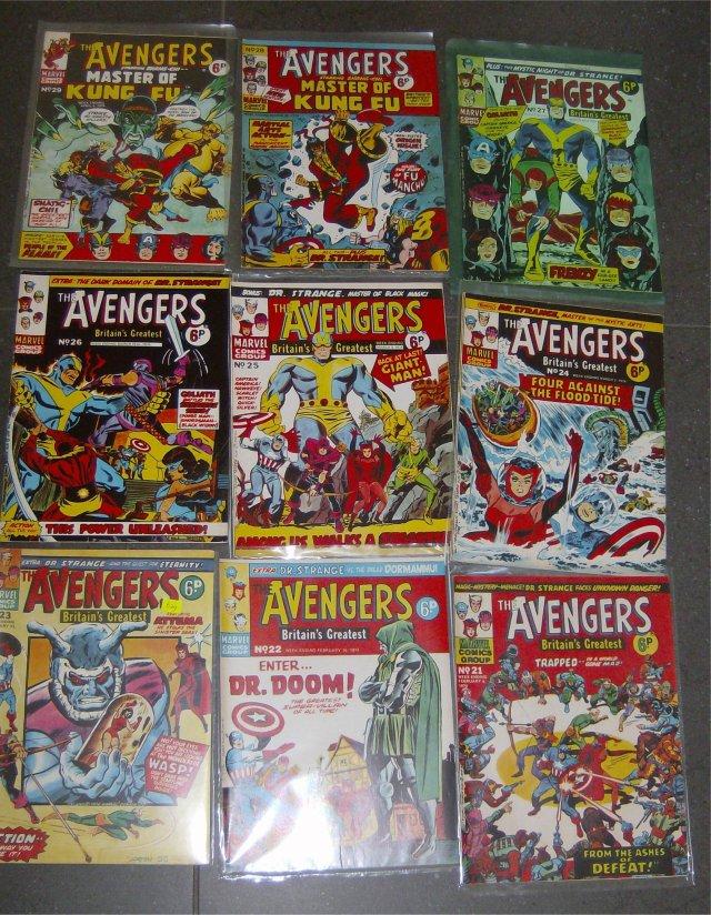 avengers uk 1