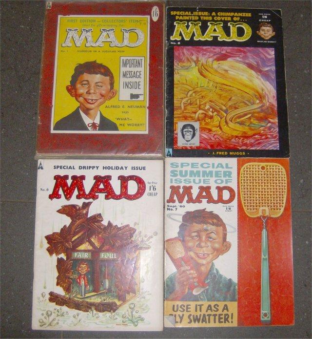 mad 1 plus specials