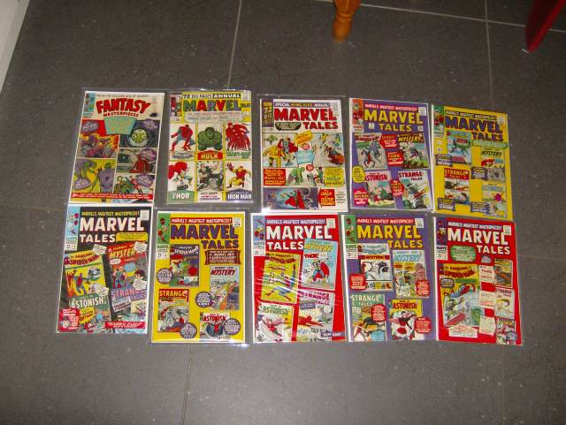 MARVEL TALES 1960S PLUS