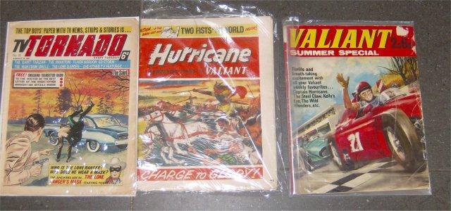 tv tornado hurricane valiant plus summer special
