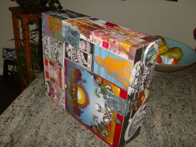 OZ BOX 1