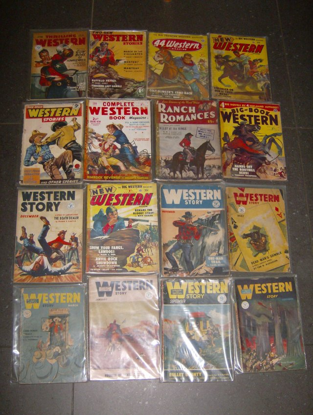WESTERN PULPS 1