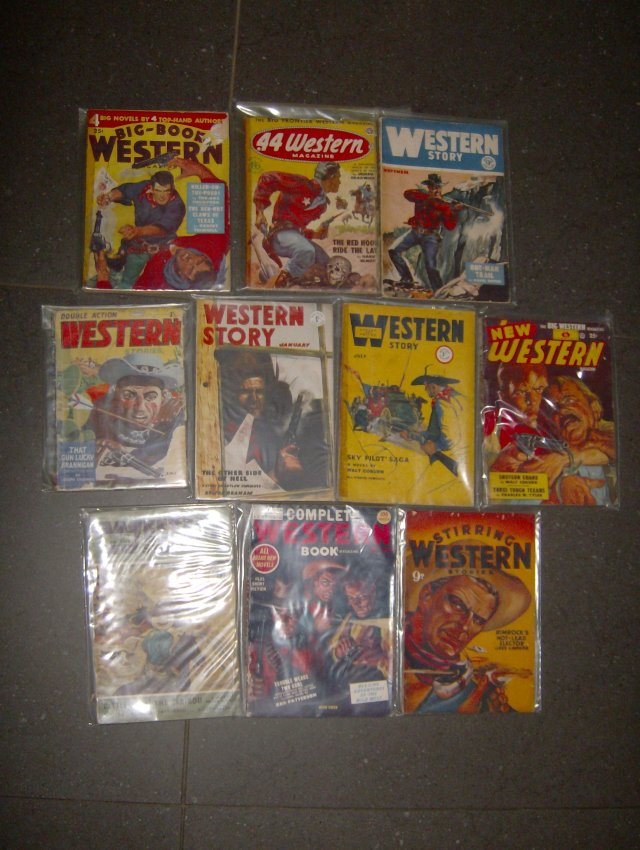 WESTERN PULPS 2