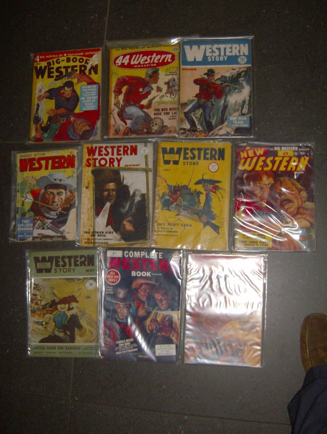 WESTERN PULPS 3