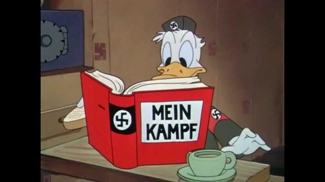 nazi donald
