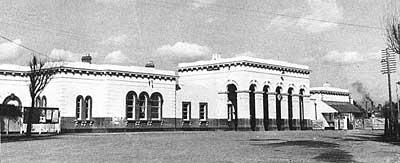 armagh railway station 1