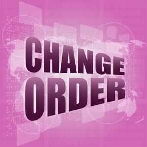 change-order