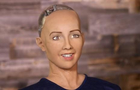 sophiarobot
