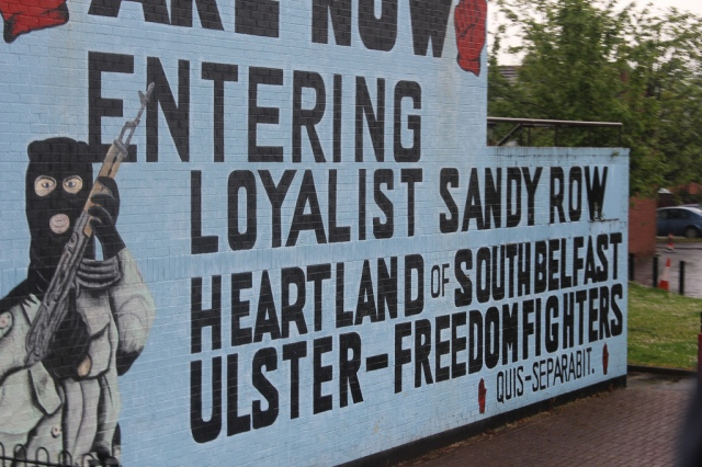 BOOK REVIEW SANDY ROW