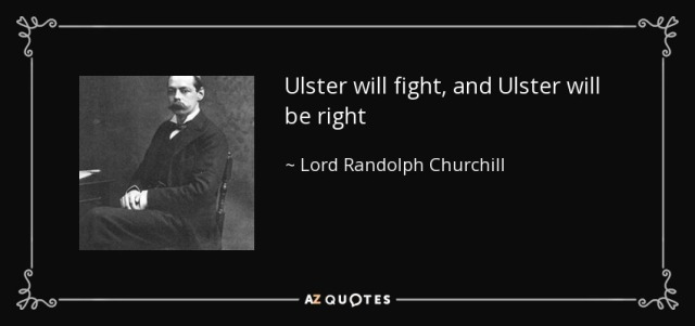 ulster-will-fight